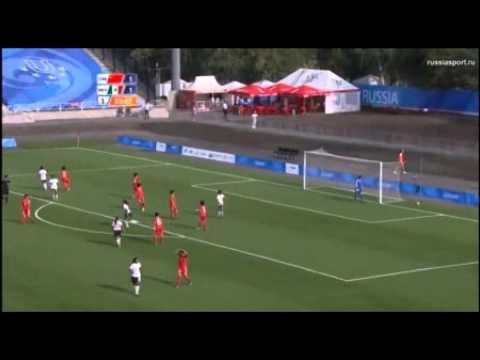México vs China Universiada Mundial Kazán 2013
