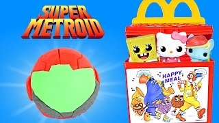 Surprise Eggs Happy Meal McDonald