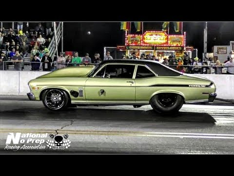 Barefoot Ronnie vs The Godfather at the street kings finale at Tulsa Ok