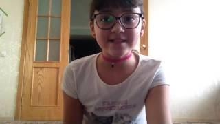 Видео-Урок по художественной гимнастики! Фигурный мост!