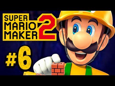 Viewer Troll Levels - Super Mario Maker 2 #6