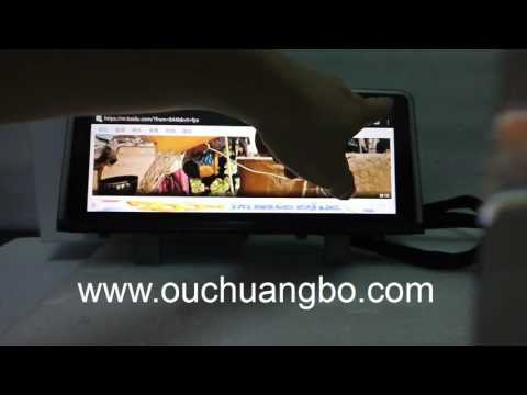 Ouchuangbo car audio dvd gps radio for BMW X1 F48 android 4 4 system