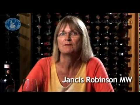 wine article Wset 3 Minute Wine School  Chianti Presented By Jancis Robinson Mw