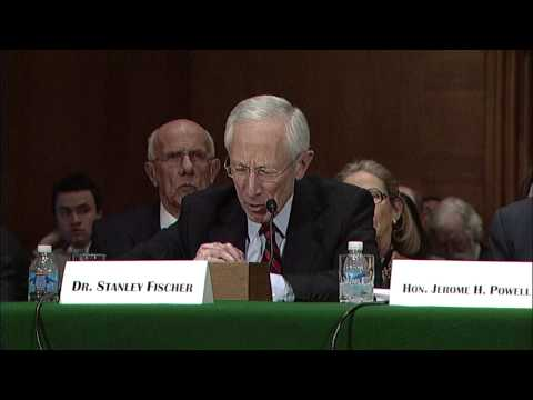 Banking Hearing - Q&A with Dr. Stanley Fischer