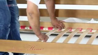 видео Купить Деревянная кровать НОТА в Киеве, цена, отзывы