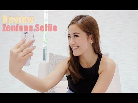 Review Zenfone Selfie มือถือเน้นกล้อง เอาใจขาเซลฟี่