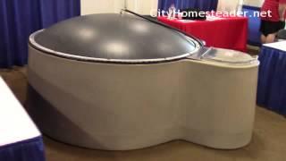 Hestia Home Biogas Digester