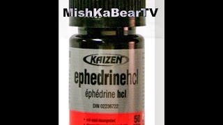Ephedrine and Weight Loss