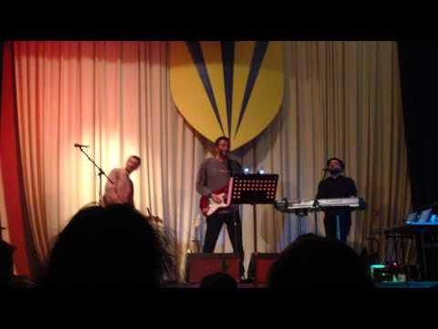 Scritti Pollitti Live at The Millennium Hall Laugharne 04 04 14