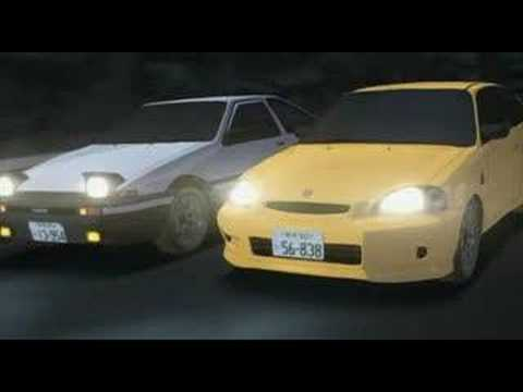 Initial D - 4th Stage - Episode 04 - Part 3