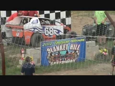 Blanket Hill 8-19-12 Mod Lite Feature