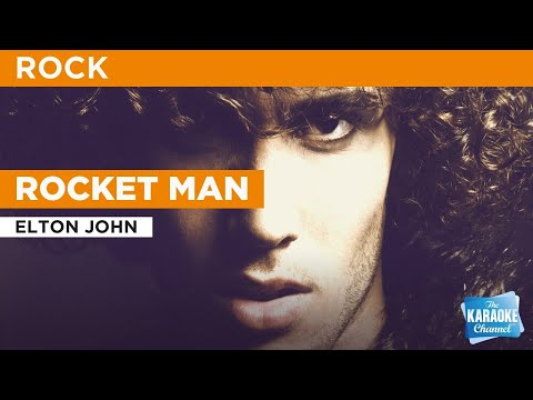 Rocket Man : Elton John | Karaoke With Lyrics