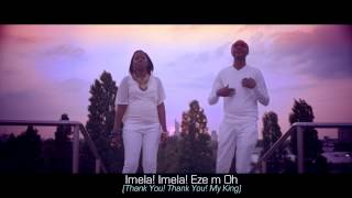 Nathaniel Bassey ft Enitan Adaba - Imela (Thank You) - music Video