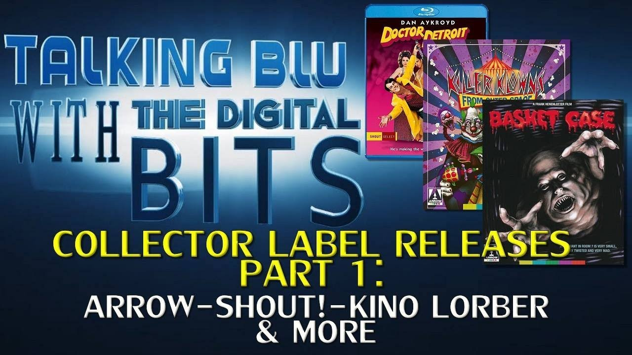 Talking Blu - Collector Releases, Part 1: Arrow, Shout!, Kino Lorber