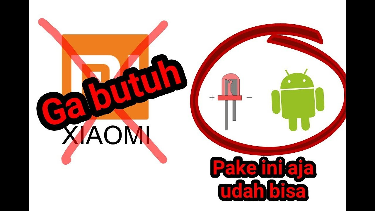 Cara Buat Android Jadi Remote Tv Ac Receiver Dll Youtube