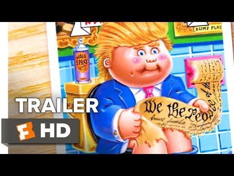 30 Years of Garbage: The Garbage Pail Kids Story Trailer #1 (2017) | Movieclips Indie