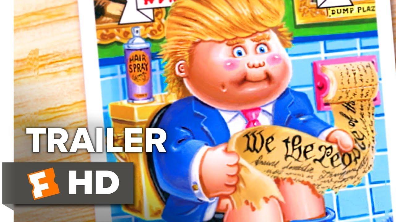 30 years of garbage: the garbage pail kids story trailer #1 (2017.