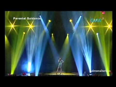 Nicole Scherzinger vs Jonalyn Viray  HushHush  I Will Survive Remix A MUST SEE!!!