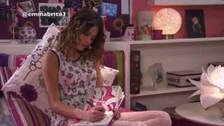 Violetta 2 - Violetta Escribe Pensando En León (02x48)