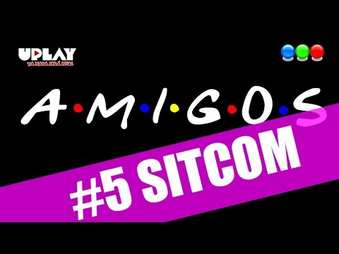 """#5 EL """"FRIENDS"""" Argentino - ANGIE UPlay - (Amigos argento)"""