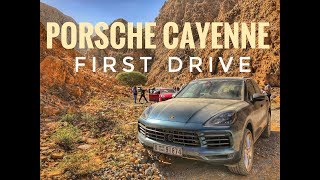 2018 Porsche Cayenne First Drive | The 911 of SUVs?