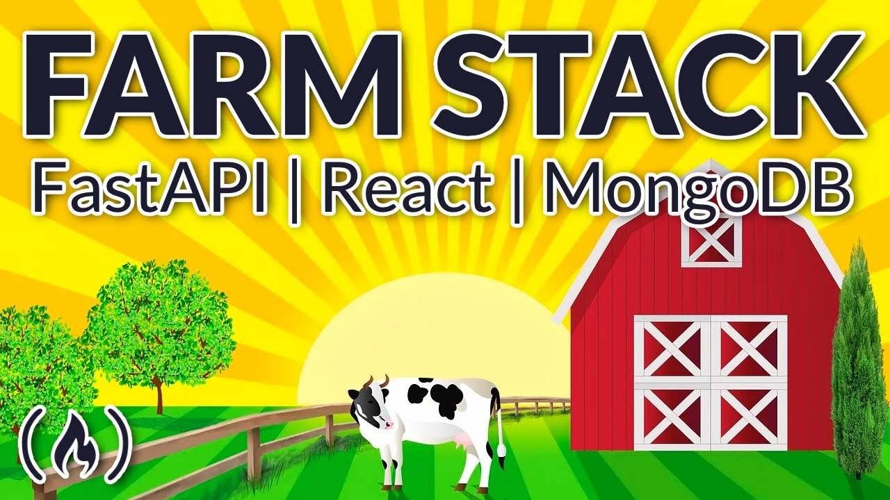 FARM Stack Course - FastAPI, React, MongoDB