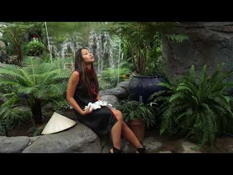 Séance photo au jardin de chine de Montréal avec Ka Yan