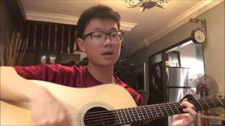 The Chainsmokers ft Daya -  Don't Let Me Down (COVER/Acoustic) by Fang Yuan