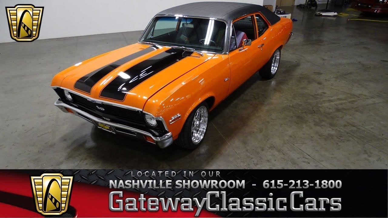 1972 Bronco Outside Drive, Gateway Classic Cars Nashville ... |Gateway Classic Cars Nashville