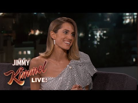 Allison Williams on Her Dad & Scary Movies