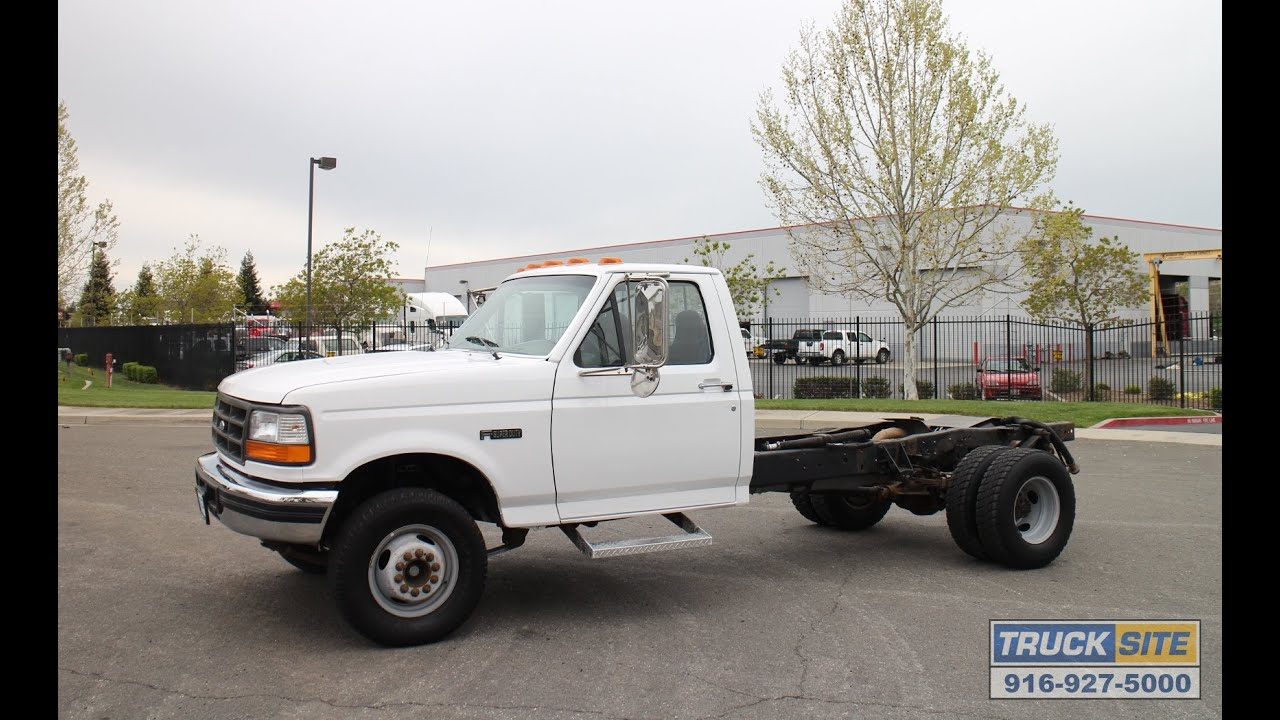 Ford Truck Wheelbase  Autos Post