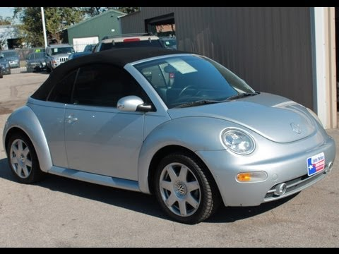 Volkswagen New Beetle GLS Turbo - Cheap Convertible - $3,388 - Houston, Texas - Autopten.com
