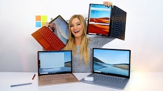 Every NEW 2019 Microsoft Surface Product!!