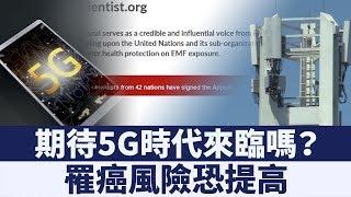 期待5G時代來臨?健康風險恐隨之提高|新唐人亞太電視|20190709