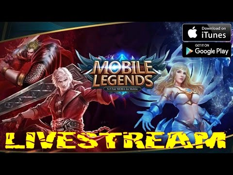Mobile Legends: Bang Bang (by Moonton.) - IOS / Android - HD LiveStream