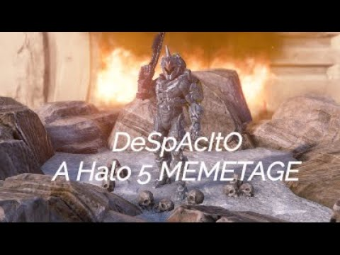 Despacito - Halo 5 Montage