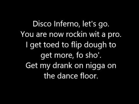 50 Cent - Disco Inferno Lyrics (HQ)