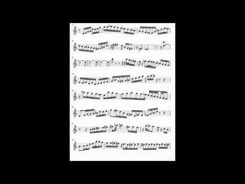 Snarky Puppy   The Curtain   Flugelhorn Solo Transcription (Jay Jennings)