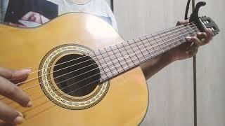 Nee Thaana | Guitar Cover | Unnai Thedi | Deva