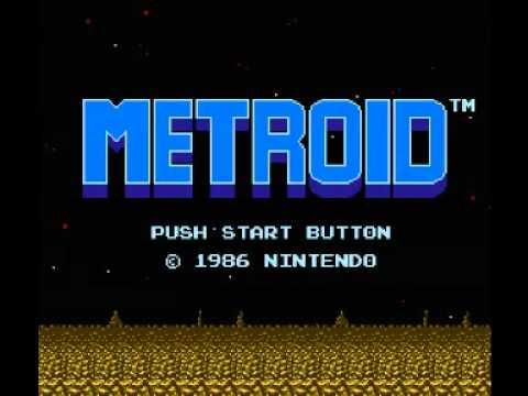 Metroid (NES) Music - Game Start