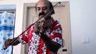 Download Hindi Video Songs - Anthi Mazhai - Violin Solo