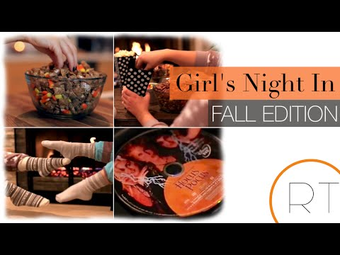 Girl's Night In: Fall Edition