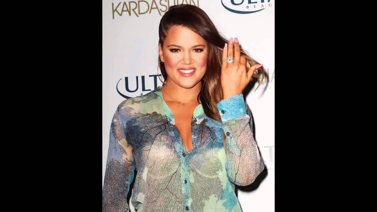 khloe kardashian wedding ring YouTube