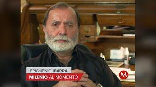 Al viejo régimen no le conviene que cese la violencia: Epigmenio Ibarra