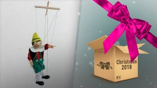 Most Wished For Pinocchio Toys Kids Gift Ideas / Countdown To Christmas 2018   Christmas Gift Guide