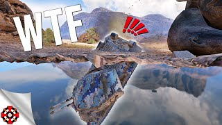 World of Tanks - Funny Moments   WTF MOMENTS! #437 (WoT RNG & glitches)