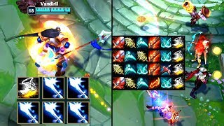 XIN ZHAO ULT vs 4 FULL BUILD ADC! 1 Million Damage Blocked!