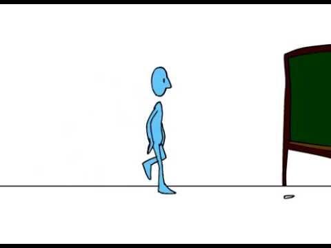 Animator Survival Kit Walk Cycle #1
