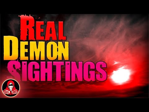 5 REAL Demon Encounters
