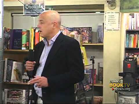 Book TV: Stephen Jimenez,